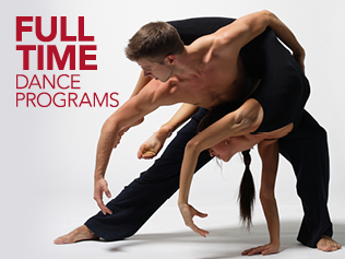 Full Time Dance Programs